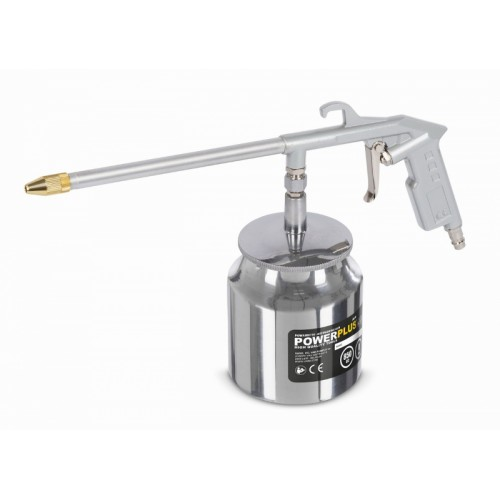Pistole vzduchová mycí POWAIR0114