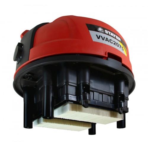 Vysavač elektrický vakuový VVAC2075 Stayer, 75l