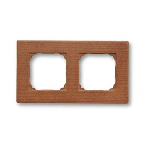 Rámeček dřevěný dvounásobný 37-802-02