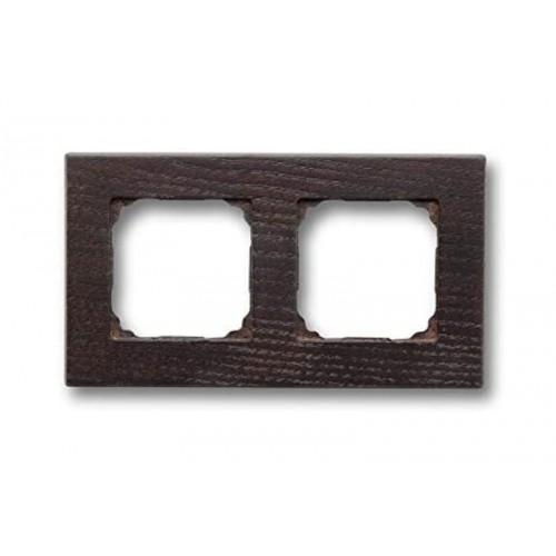 Rámeček dřevěný dvounásobný 37-802-04
