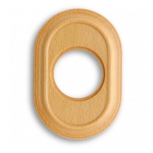 Rámeček dřevěný jednonásobný 35-801-15 ze série Venezia, dub