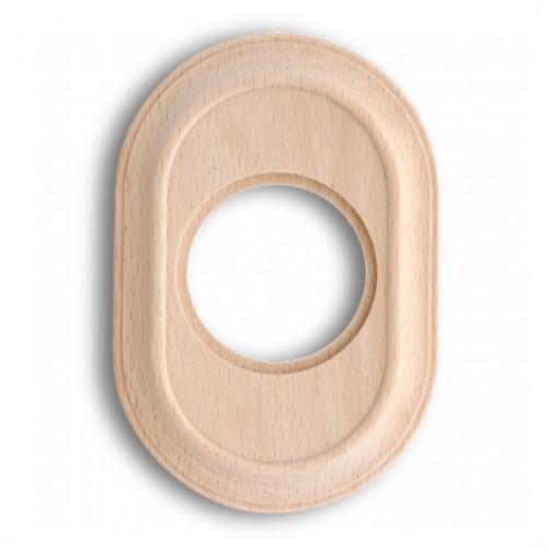 Rámeček dřevěný jednonásobný 35-801-00 ze série Venezia, natural