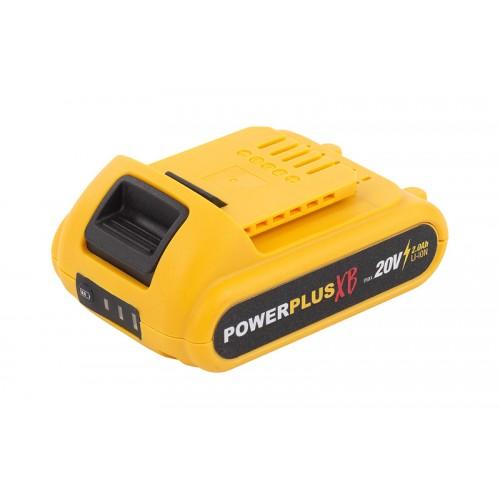 Akumulátor POWXB90030 Powerplus XB, 20V, 2.0Ah
