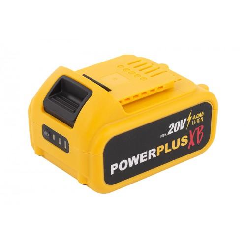 Akumulátor POWXB90050 Powerplus XB, 20V, 4.0Ah