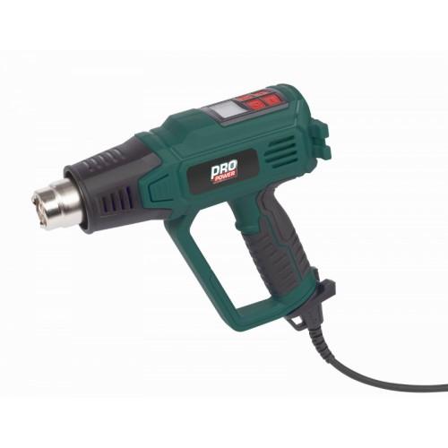 Pistole horkovzdušná elektrická POWP6081