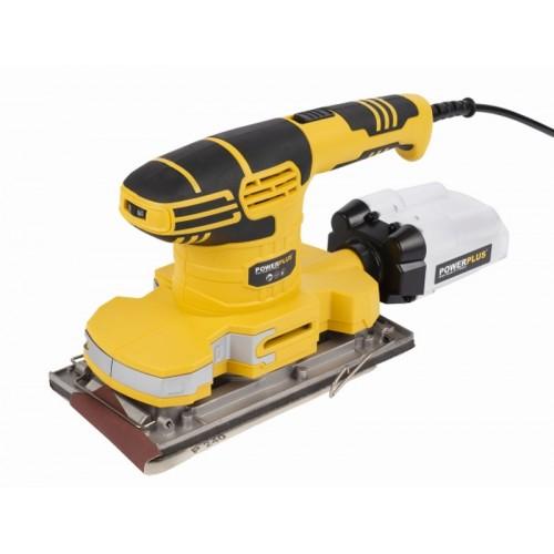 Bruska vibrační elektrická POWX0441 Powerplus, 330W