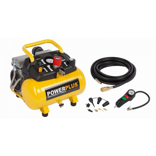 Kompresor elektrický SILENT POWX1724S
