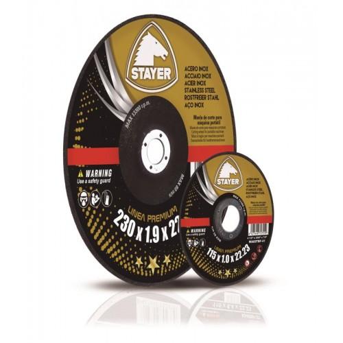 Kotouč řezný PREMIUM 3775.1124 Stayer, pr. 230 x 1,9mm