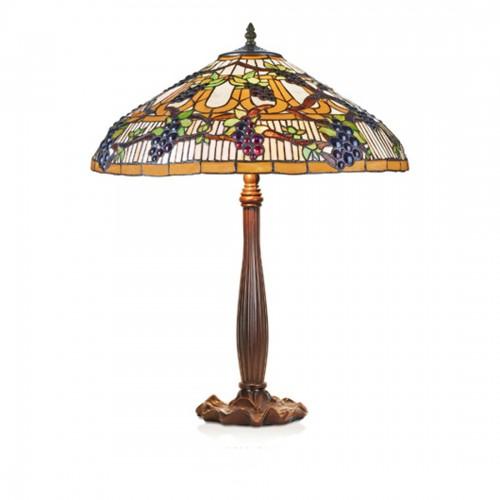 Stolní lampa Tiffany 40961+P927