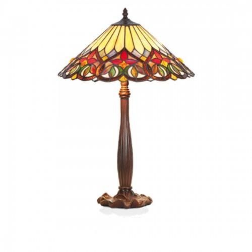 Stolní lampa Tiffany COT-02+P927