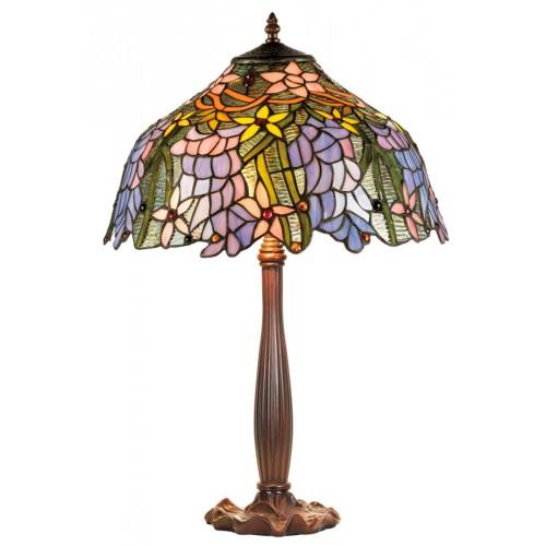 Stolní lampa Tiffany KT1082+P927