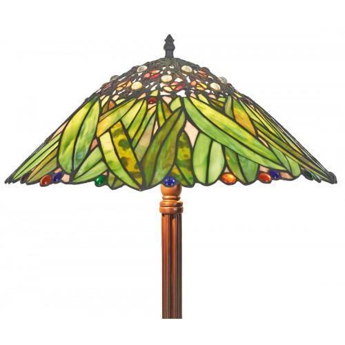 Stolní lampa Tiffany KT163743+P1257
