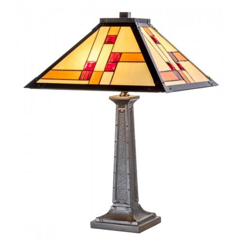 Stolní lampa Tiffany KT1836-40+P1836