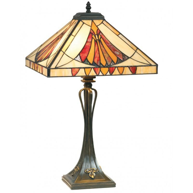 Stolní lampa Tiffany, LPT10273