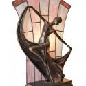 Dekorativní stolní lampa Tiffany, NPA18680