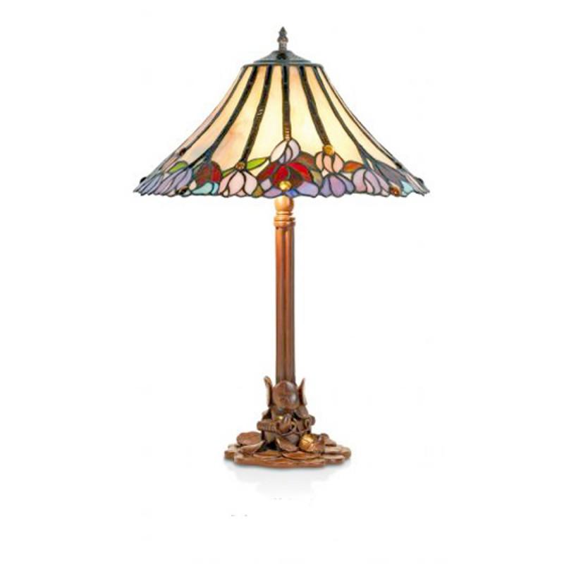 Stolní lampa Tiffany, RC435+P1257