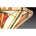 Nástěnné svítidlo Tiffany LPW10271/B