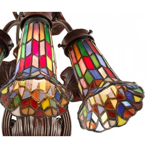Nástěnné svítidlo Tiffany 7303/3+TIF