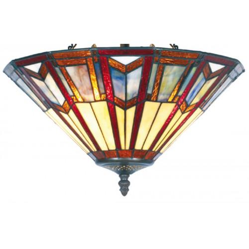 Stropní svítidlo Tiffany LPC02+BLAF