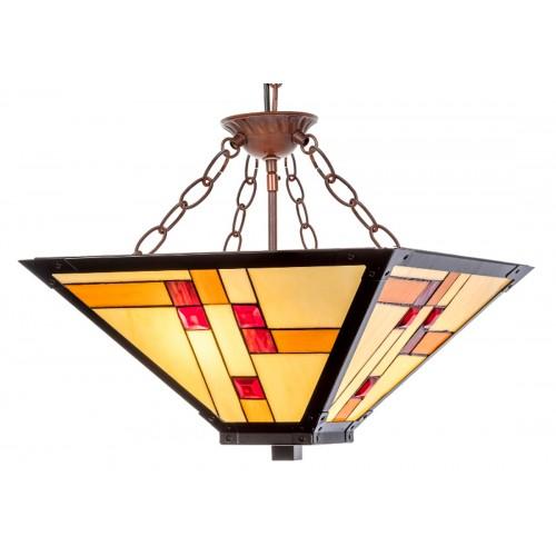 Stropní svítidlo Tiffany KT1836-40+C4