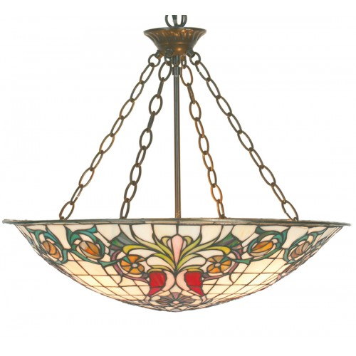 Stropní svítidlo Tiffany DT22709W