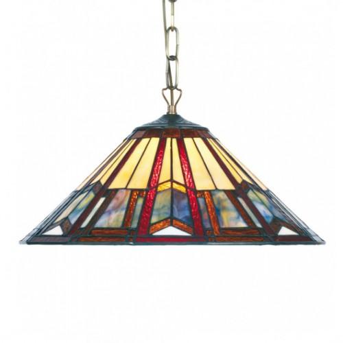 Závěsné svítidlo Tiffany, LPTS02+C1
