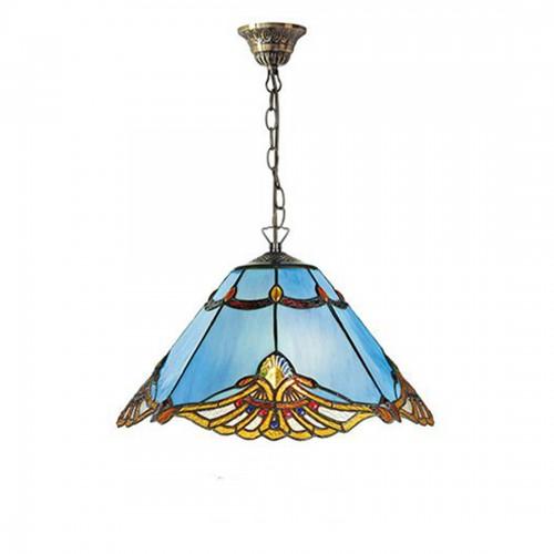 Závěsné svítidlo Tiffany, 161072+C1