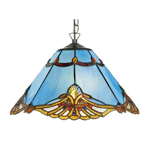 Závěsné svítidlo Tiffany, 161072+C2