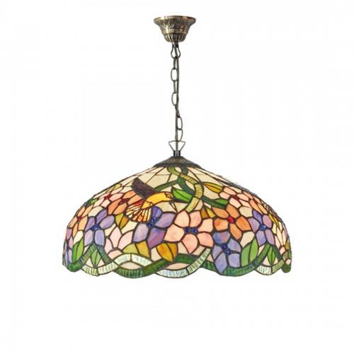 Závěsné svítidlo Tiffany 161564+C1