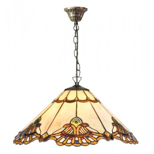 Závěsné svítidlo Tiffany 201082+C2