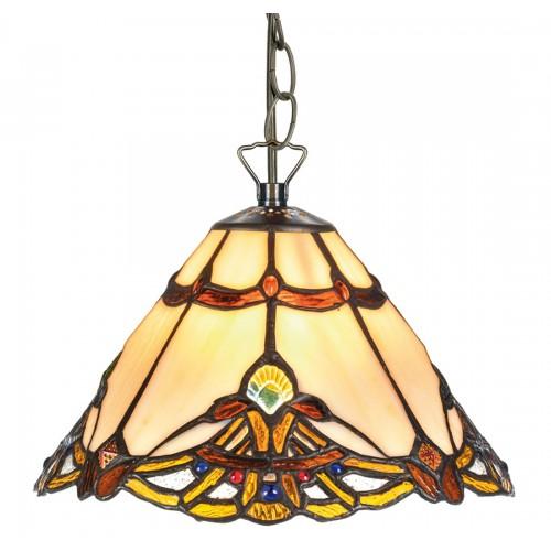 Závěsné svítidlo Tiffany 101082+C1