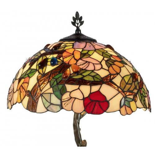 Stolní lampa Tiffany 16639+AG711