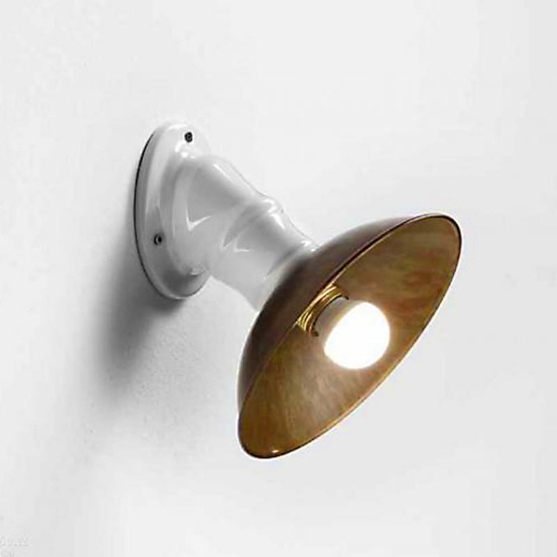 Nástěnné rustikální svítidlo 064.04.OÖ ze série Mini