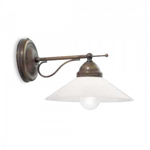 Nástěnné rustikální svítidlo 212.14.OV ze série Tabia
