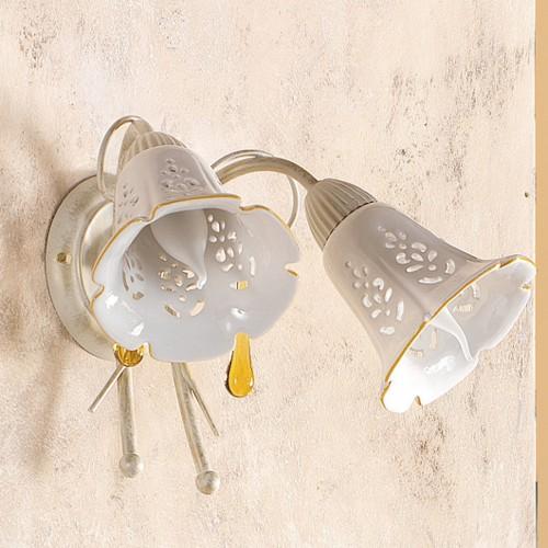 Nástěnné rustikální svítidlo 2208.A2 ze série 2208