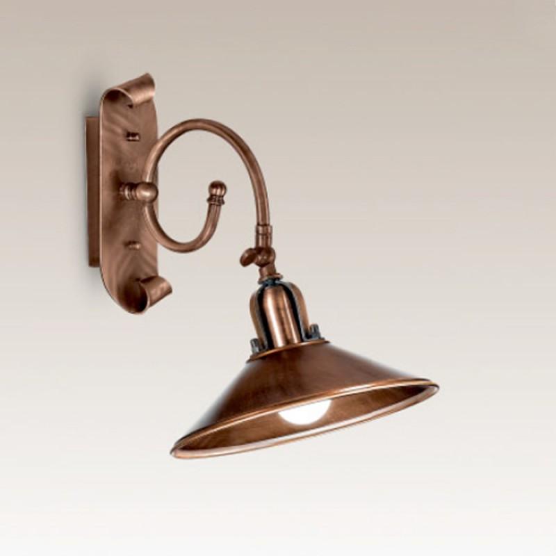Nástěnné rustikální svítidlo 385/1AP-RA-CON ze série Barchessa