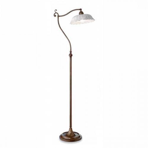 Stojací lampa rustikální 061.53.OC ze série Anita
