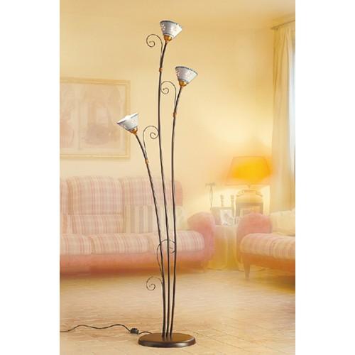 Stojací lampa rustikální 2028.P ze série 2028