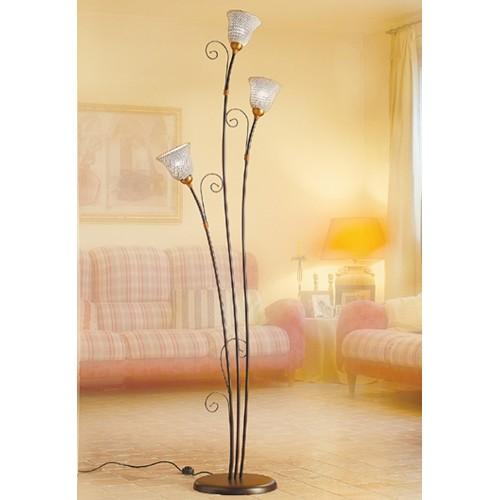 Stojací lampa rustikální 2032.P ze série 2032