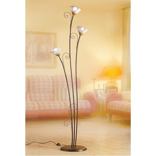 Stojací lampa rustikální 2031.P ze série 2031