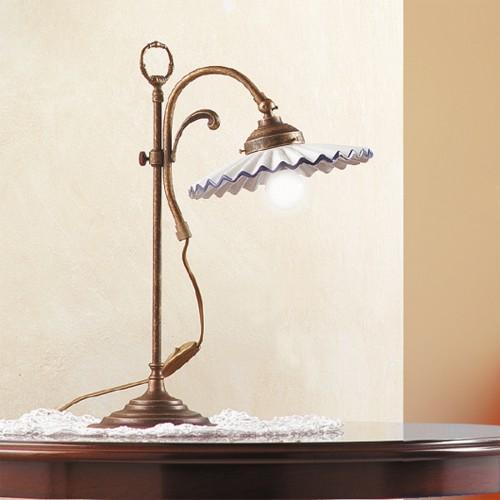 Stolní lampa rustikální 2038.L ze série 2038