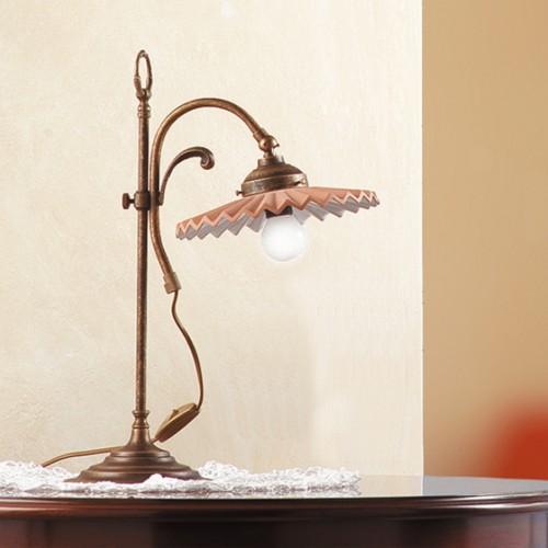 Stolní lampa rustikální 2041.L ze série 2041