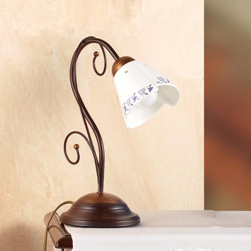 Stolní lampa rustikální 2029.L ze série 2029