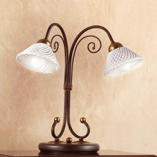 Stolní lampa rustikální 2031.L2 ze série 2031