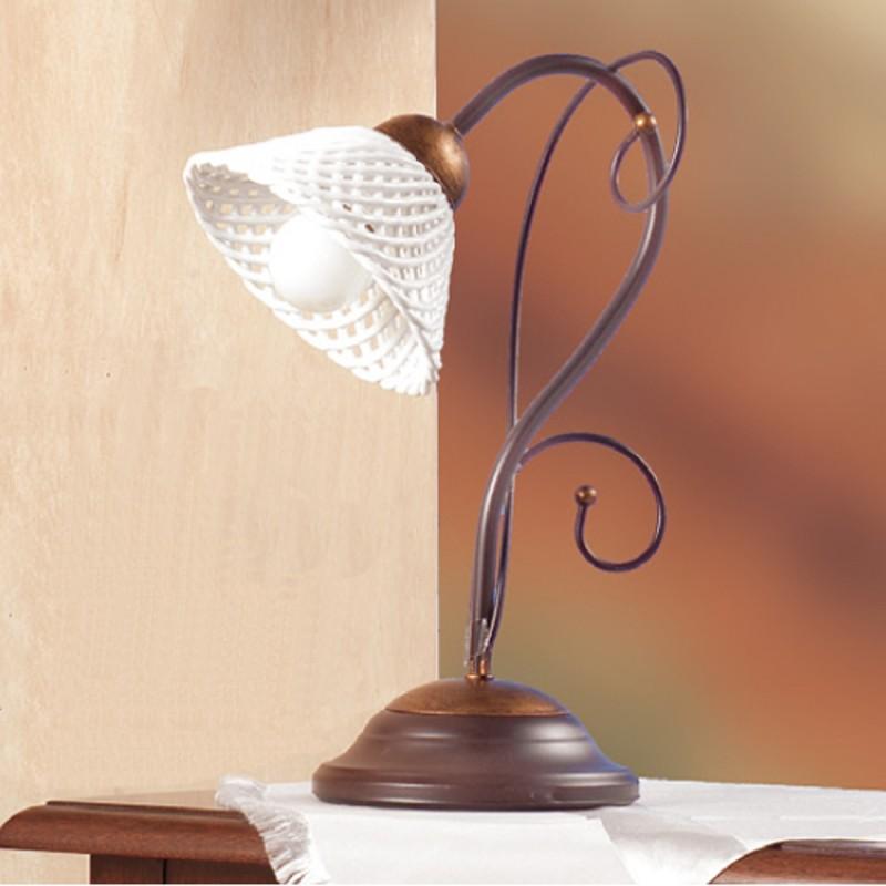 Stolní lampa rustikální 2031.L ze série 2031