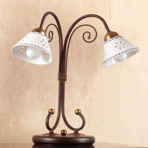 Stolní lampa rustikální 2028.L2 ze série 2028