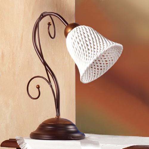 Stolní lampa rustikální 2032.L ze série 2032