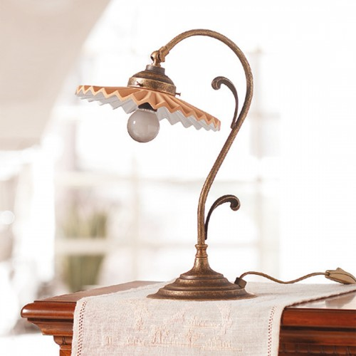 Stolní lampa rustikální 2036.L ze série 2036
