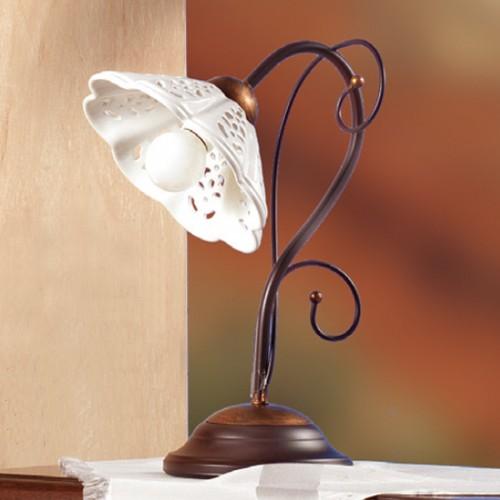 Stolní lampa rustikální 2030.L ze série 2030