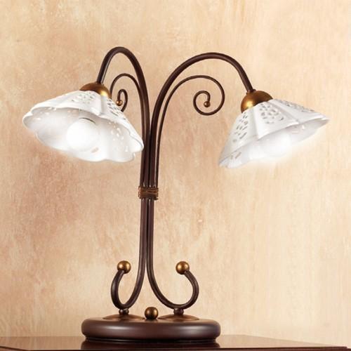 Stolní lampa rustikální 2030.L2 ze série 2030